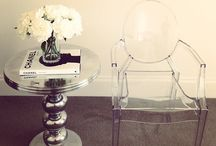 Chairs / I love a pretty chair to brighten up any space!