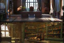 Fantasy: interior