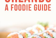 Foodie Travel Guide