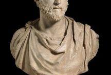 XXVIII Roman Sculptures
