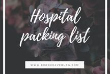 Pregnancy, Labor and Delivery / Pregnancy, expectant mama, pregnancy symptoms, pregnancy remedies, packing your hospital bag, birth plan, labor advice, delivery recovery, c-section recovery, c-section preparation, natural childbirth and more