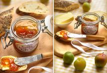 Yummy Stuff - Jams, Preserves, Seasonings & Dressings / by Fiona Downes
