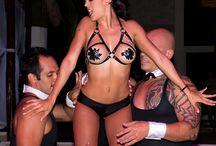 Diamonds are a Girl's Friend / Celebrating in Desire Riviera Maya Resort