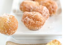 Italian Carnival Recipes - Ricette di carnevale regionali / Italian Carnival Recipes: castagnole, frappe and sweet and salty frittelle of any kind.