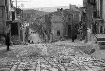 Gibellina Vecchia, pre-terremoto 1968