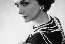 """Coco Chanel / Gabrielle """"Coco"""" Bonheur Chanel (August 19, 1883 – January 10, 1971) was a French fashion designer and founder of the Chanel brand. She was the only fashion designer to appear on Time magazine's list of the 100 most influential people of the 20th century."""