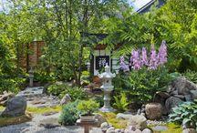 Sisustus ja puutarha