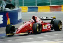 Formula one / by Tim Denton