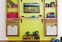 Yoga Space Inspiration / Ideas for my dream home yoga space
