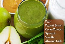 Smoothies and super foods