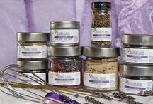 Stuff to Buy at Weir's Lane Lavender / A description of some of the many products created and carried at Weir's Lane Lavender & Apiary