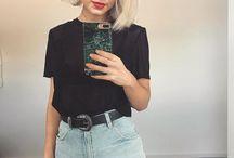How to wear denim short