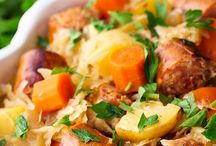 One Pot Meals and Casseroles / One Pot Meal recipes, Casseroles