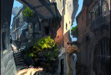 Environments: City