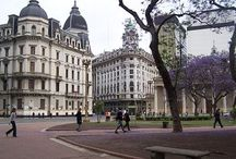 Buenos Aires city of lights / A selection of Pins of this great city. / by Fierro Hotel Buenos Aires