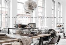 Interior - Scandinavian/Morrocan style