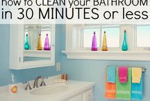 Cleaning Tips / by Brittany Long