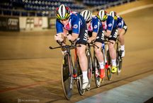 Track Cycling Photography