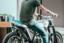 Yamaha XS400 / 100 dagers prosjekt