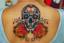 Tattoos / by Gracie L