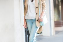 Jeans u blazer