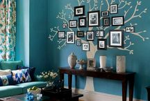 Wall photo's
