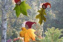 Herbstbasteleien