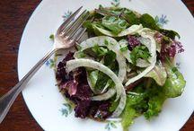 Side Salads  / by Elizabeth Bender