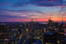New York / Bilder aus New York City, der Stadt, die niemals schläft