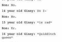 Ginney & Harry ♡