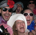Photo Booth By Design / Images from weddings. Most taken in one of our photo booths.