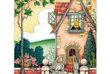 A&ev-bahçe dekopaj