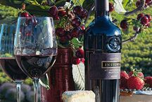 Wine & Vineyard Related Art / Eric Christensen realism, the soft touch of June Carey art and Fun Art by Will Bullas.