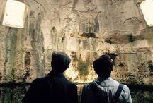 Le Terme di Baia / Non scavi archeologici di terme, ma vera memoria di un antico palazzo imperiale. Il più grande di Baia!
