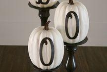 Halloween kager / Find inspiration til flotte, uhyggelige og sjove halloween kager