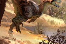Epic lizard-birds