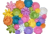 Petals Assortments / Fall color petal package for making hair bows, headbands and scrapbooking! Shop here: http://www.boutiquesupplyco.com/item_1930/VP-Fall-Petal-Package.htm
