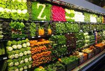 green supermarket