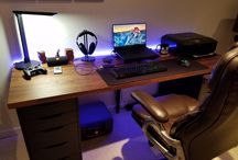 gaming desk for Gabi