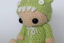 Amigurumi crochet patterns to try ..
