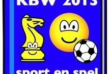 School thema: kbw 2013, klaar voor de start!