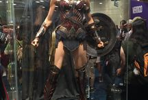 Wonder Woman New Costume