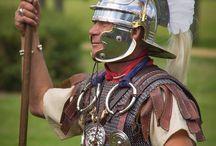 D. Rím - Optio + Centurion
