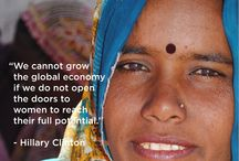 Clinton Global Initiative 2014 / A few of our favorite quotes from the 2014 Annual Meeting of the Clinton Global Initiative.  Learn more about our #CGI2014 commitments to empowering women and transforming urban slums here: http://goo.gl/66kiLZ