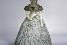 Victorian Clothing 1850s