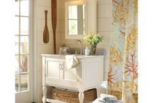 bathroom (lake) / by Tara Halvorson