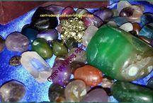 Cristales Gemas Piedras /  Seminarios y cursos -