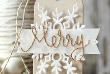 Christmas cards, tags, gifts ideas