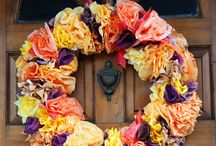 WREATHS / by Kelly Parry