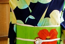 着物 kimonos